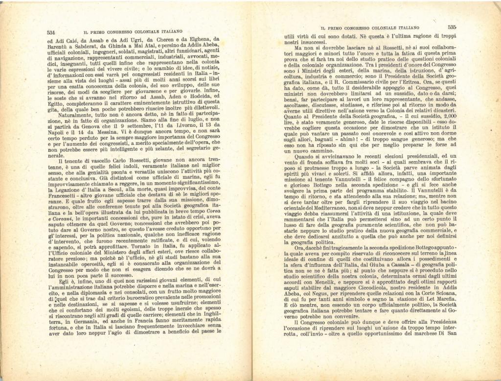 Il primo congresso coloniale italiano #4