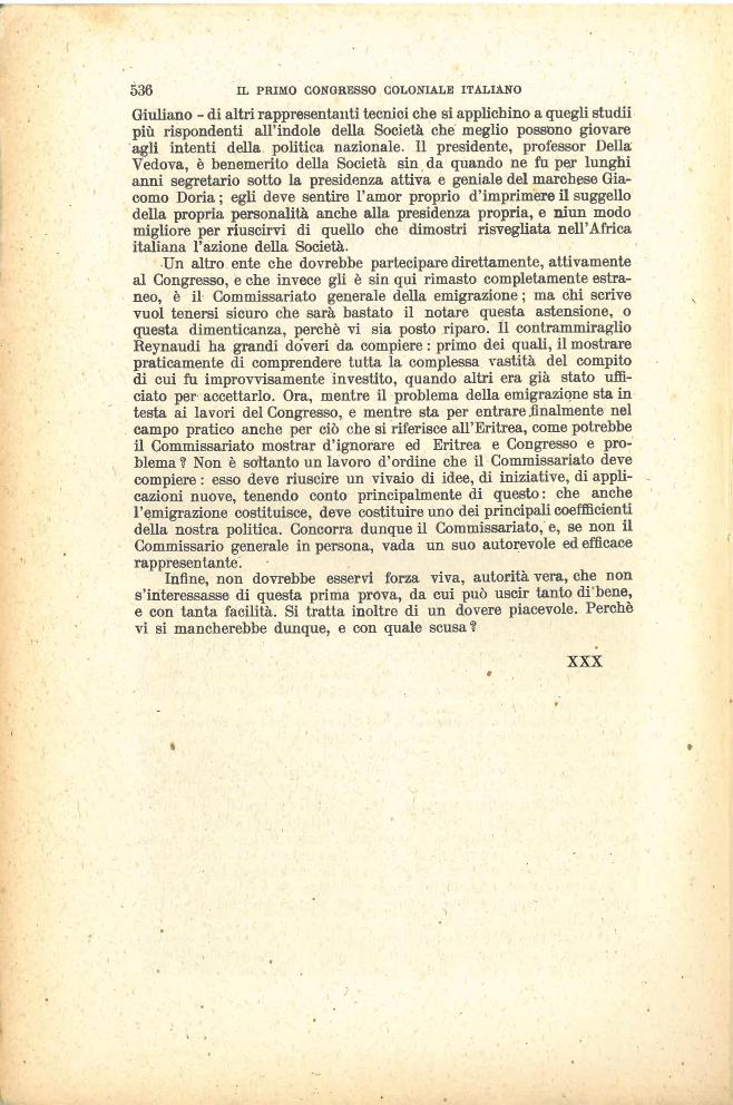 Il primo congresso coloniale italiano #5